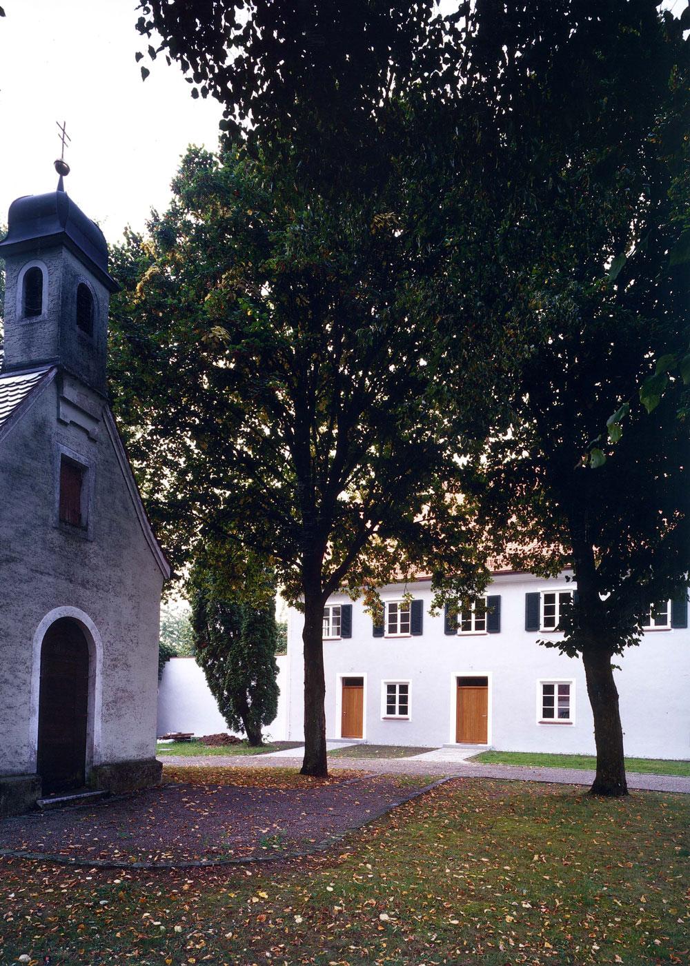 pfarrhoff Kapelle